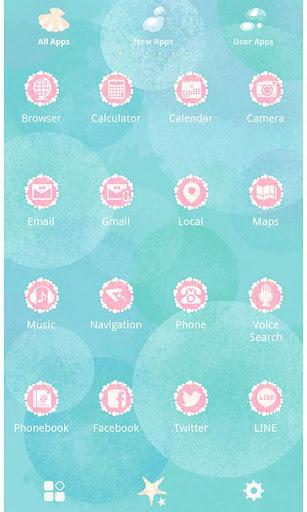 Pastel Mermaid Wallpaper 1.0.0 Windows u7528 3
