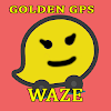 Golden Waze GPS Maps Traffic Alerts & Sat Nav tips
