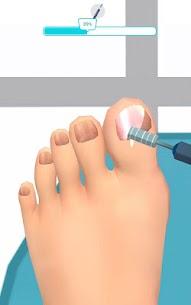 Foot Clinic ASMR Feet Care apk 4