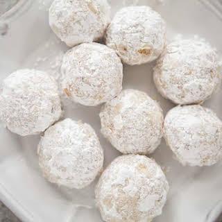 No Flour Walnut Cookies Recipes.