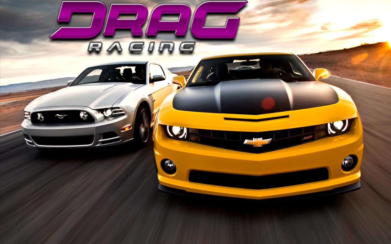 Drifting Turbo Drag Racing - Car Racing Games 2018- screenshot