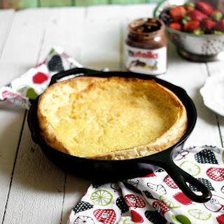 Basic Dutch Baby Pancakes
