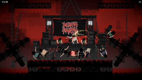 Moshpit - Heavy Metal is war Screenshot
