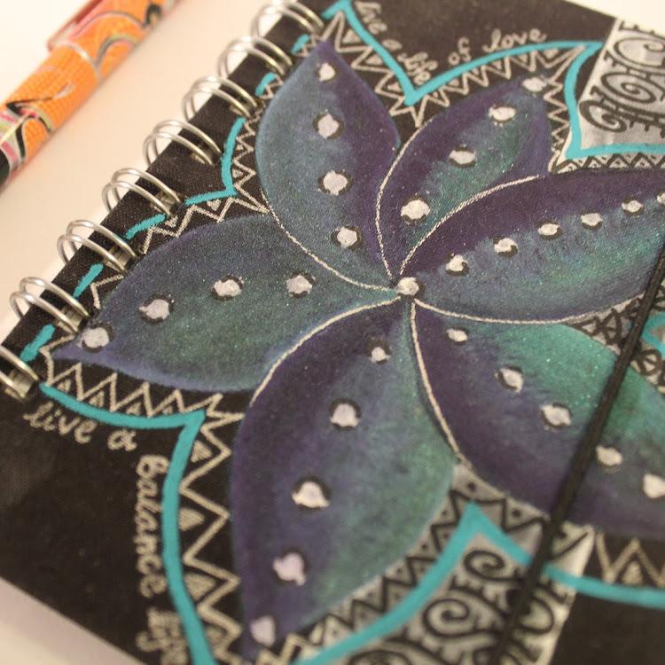Live a Life - A5 notebook