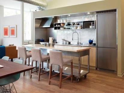 1000+ Kitchen Island Ideas - náhled