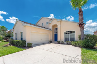 Orlando villa close to Disney, private pool, games room