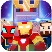 Infinity Wars Superhero Run APK
