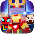 Infinity Wars Superhero Run icon