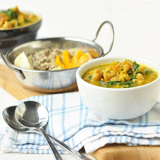 5-Minute Coconut Curry.