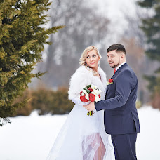 Wedding photographer Aleksey Chaschikhin (acphotoby). Photo of 18.02.2015