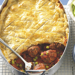 Meatball Pot Pie
