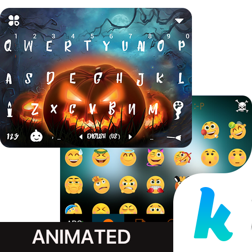 HalloweenNight Motion Kika 個人化 App LOGO-硬是要APP