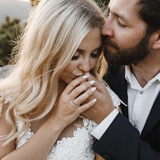Wedding photographer Zhanna Albegova (Albezhanna). Photo of 10.10.2018