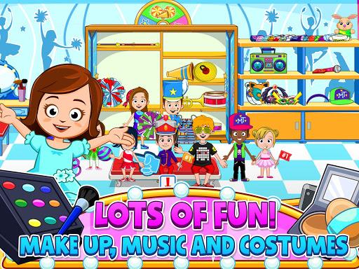 """Résultat de recherche d'images pour """"My Town : Dance School FREE hack"""""""