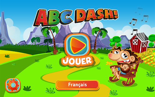 ABC Dash! Capture d'écran