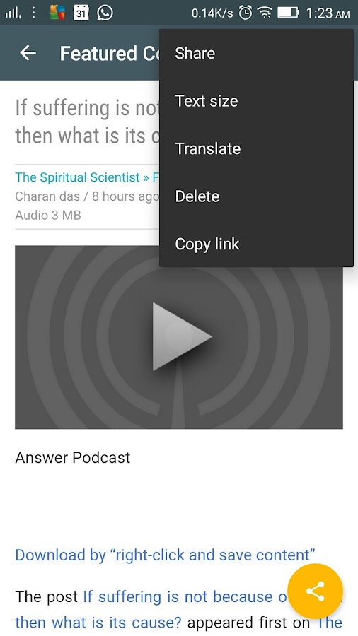 The Spiritual Scientist by CCD- screenshot