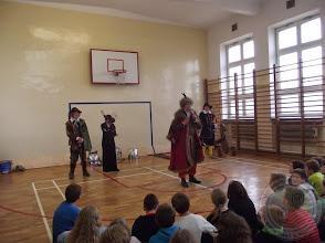 Photo: Lekcja historii z Bractwem Rycerskim Zamku Golub Dobrzyń (8.05)