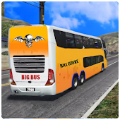 Mountain Offroad Bus Simulator Drive 3D