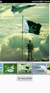Defence Day Live Wallpaper - náhled