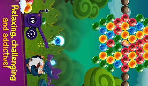 Bubble Shooter: Bubble Wizard, match 3 bubble game 1.19 screenshots 9