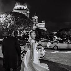 Wedding photographer Polina Pavlova (Polina-pavlova). Photo of 23.10.2017