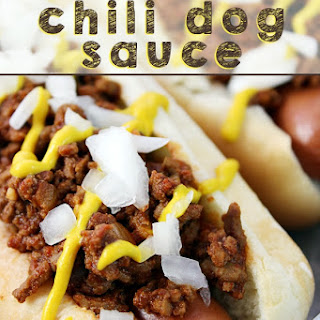 Meaty Chili Dog Sauce