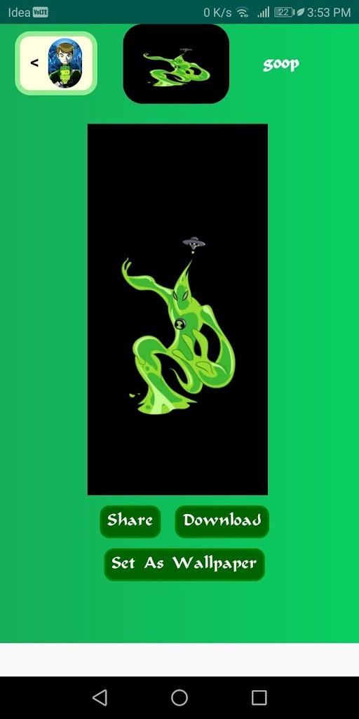 Fondo De Pantalla De Ben 10 Omniverse Para Android Apk Descargar