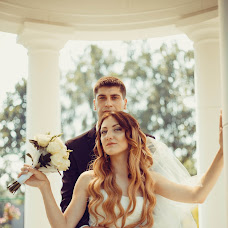 Wedding photographer Artem Garbachevskiy (ash00555). Photo of 17.08.2015
