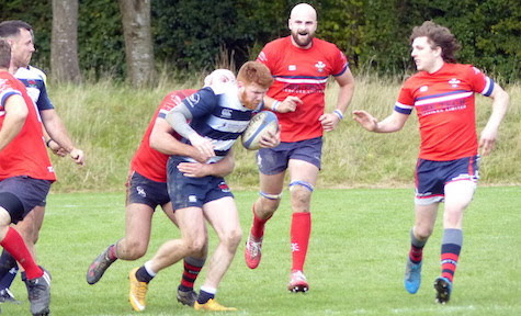 League defeats for Newtown, Pool