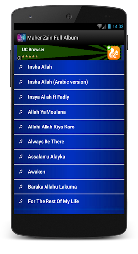 Download Maher Zain Full Album on PC & Mac with AppKiwi APK