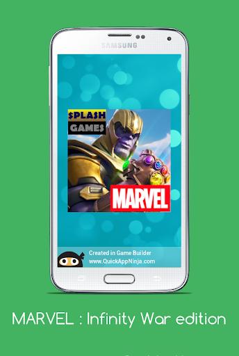 MARVEL : Infinity War edition 3.2.8z de.gamequotes.net 5