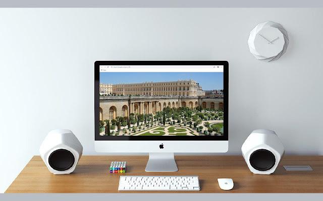 Palace of Versailles New Tab