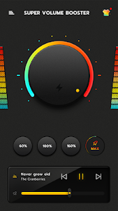 Super Volume Booster -Sound Booster for Android 2.8.7
