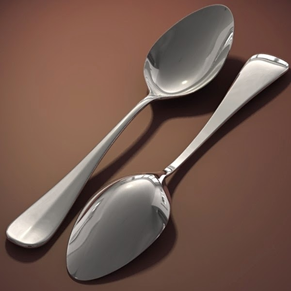 Paddu 39 s tip house list of spoons for 6 table spoons
