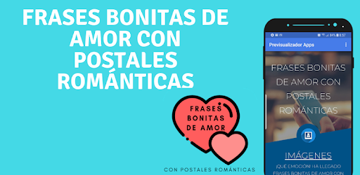 Frases Bonitas Of Amor Con Postales Romanticas Apps On Google Play