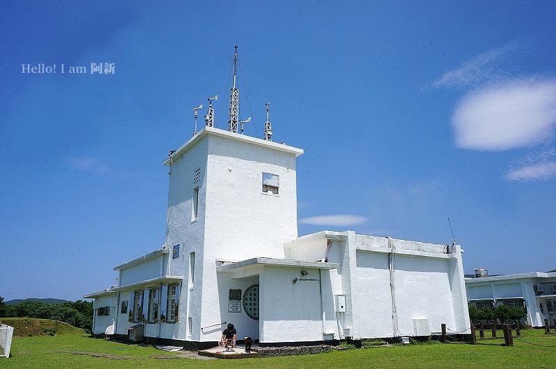 蘭嶼景點,蘭嶼氣象觀測站-8