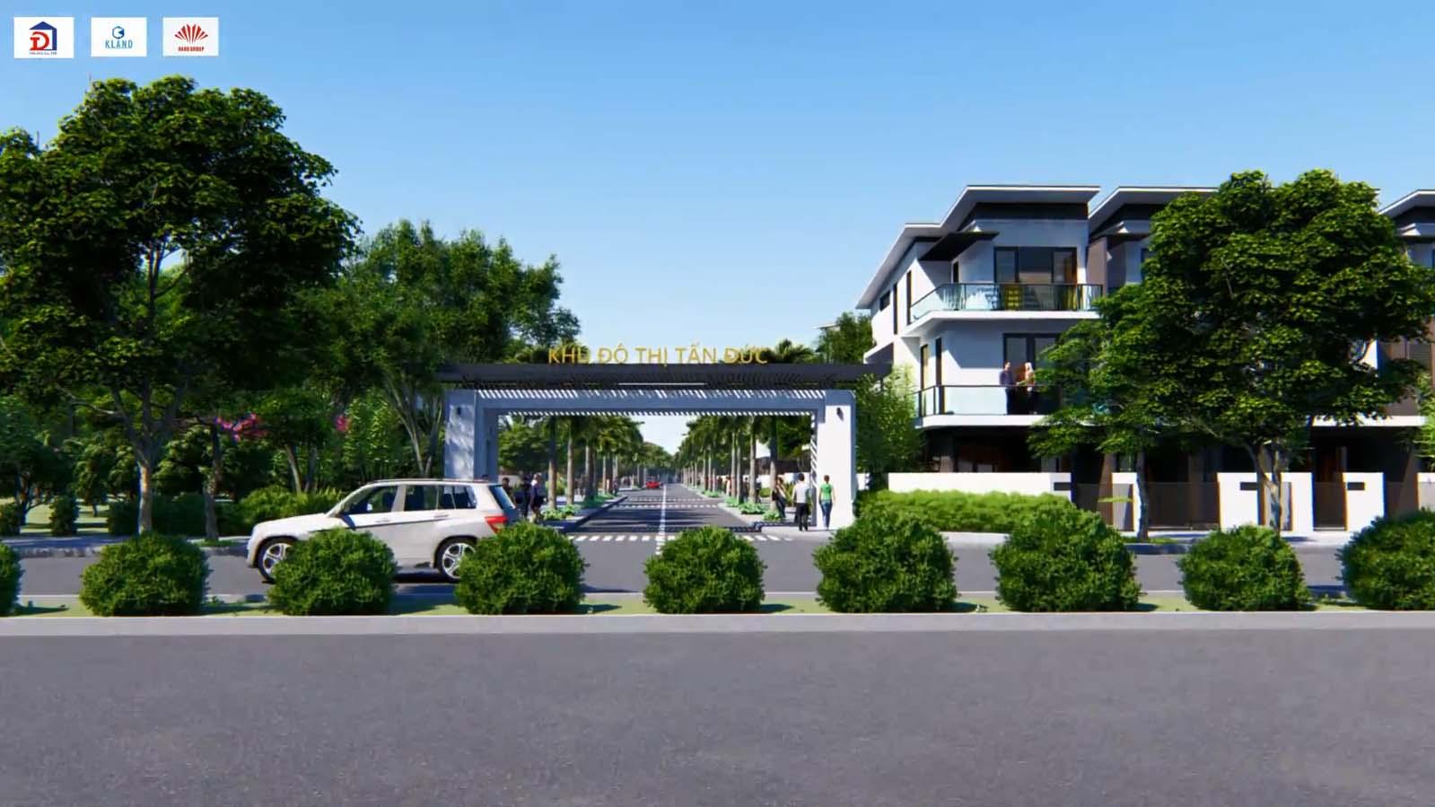 Mở bán khu đô thị Tấn Đức Phổ Yên, Thái Nguyên