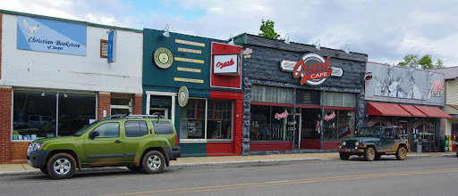 Photo: Ozark Cafe in Jasper