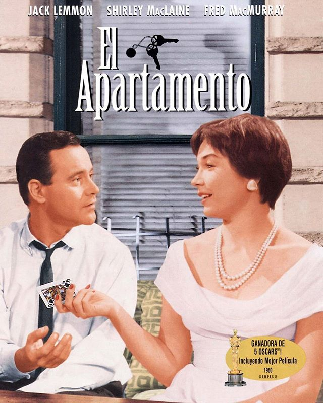 El apartamento (1960, Billy Wilder)