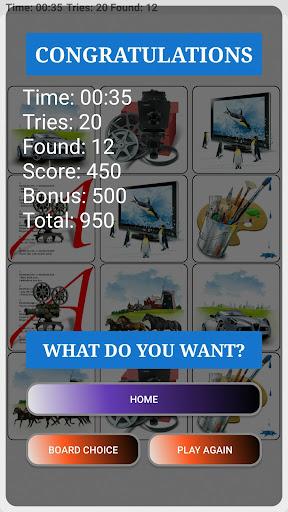 Memory Game  screenshots 8