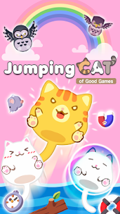 Jumping Cat - náhled