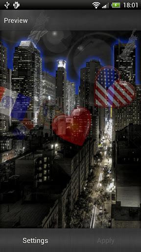 New York Live Wallpaper