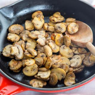 Easy Sautéed Mushrooms