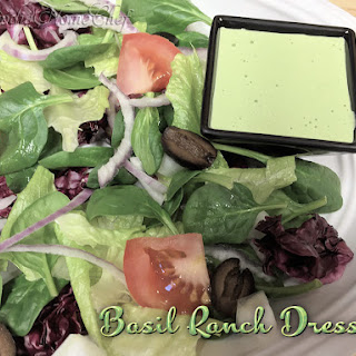 Side Salad With Ranch Dressing Recipes