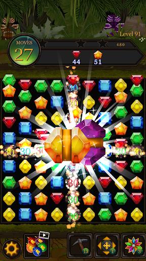 Secret Jungle Pop : Match 3 Jewels Puzzle 1.2.5 screenshots 2