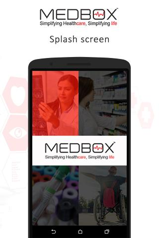 MEDBOX  Simplifying Healthcare- screenshot
