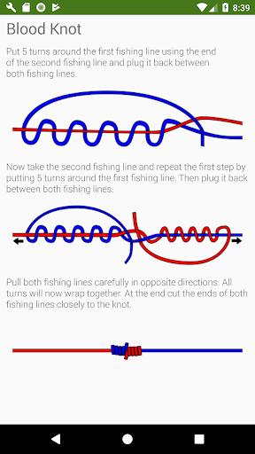 Fishing Knots screenshot 3