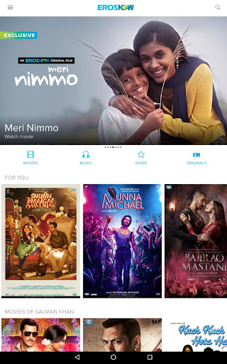 Eros Now: Best of Bollywood movies and stars  screenshots 9