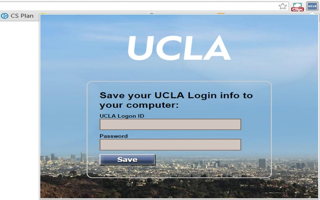 UCLA Automated Login