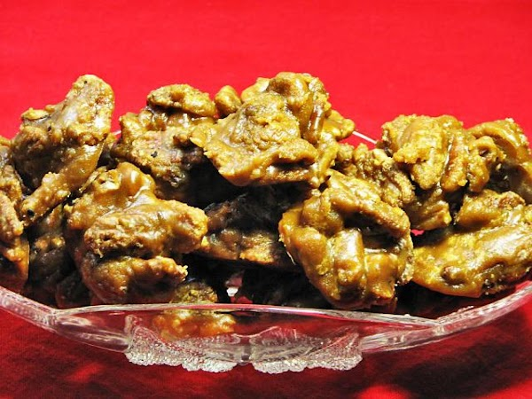 Louisiana Pecan Pralines Recipe